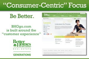 Be Better Consumer Centric